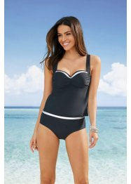 Tankini med bøyle (sett, 2 deler), bpc bonprix collection