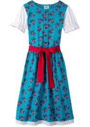 Dirndl-kjole i trikot, bpc bonprix collection