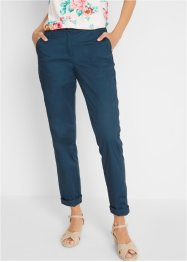 Chinos med justerbar linning, bpc bonprix collection