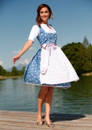 Dirndl med knappelist, bpc bonprix collection