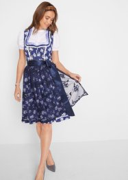 Dirndl med blondeforkle, bpc bonprix collection