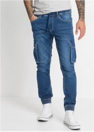 Pull on-cargo-Jeans Slim Fit Straight, RAINBOW