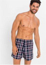 Boxershorts, vevd stoff (3-pack), bpc bonprix collection