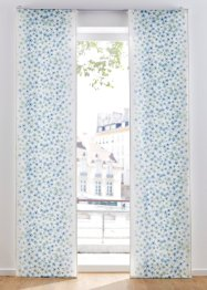 "Panelgardin ""Blomster"" (1-pack), bpc living bonprix collection"