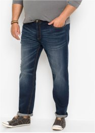 Jeans med stretch, klassisk, Straight, John Baner JEANSWEAR