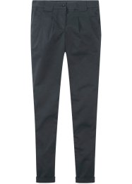 Chino-bukse med stretch, John Baner JEANSWEAR