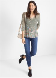 Skinny jeans - designet av Maite Kelly, bpc bonprix collection