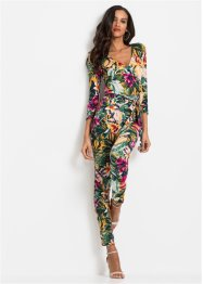 Jumpsuit med blomstertrykk, BODYFLIRT boutique