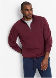 Sweatshirt med spesialsnitt over magen, bpc bonprix collection