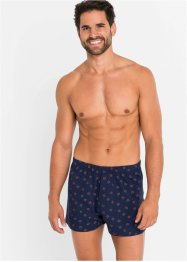 Boxershorts, ledig passform (3-pack), bpc bonprix collection