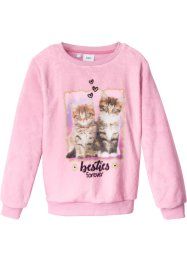 Teddyfleece genser, bpc bonprix collection