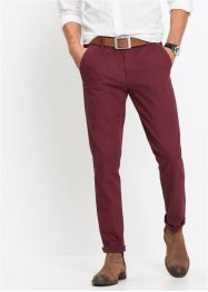 Chinos med stretch, Slim Fit, bpc bonprix collection