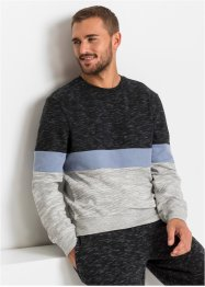 Sweatshirt med fargeblokker, bpc bonprix collection