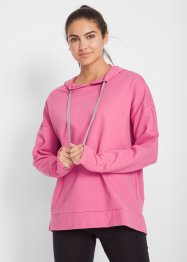 Oversize topp med hette, lang arm, designet av Maite Kelly, bpc bonprix collection