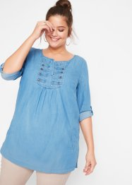 Lang bluse, 3/4-lang arm, bpc bonprix collection