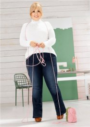 Bootcut-jeans med stretch, fra Maite Kelly, bpc bonprix collection