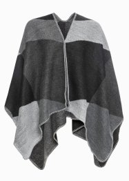rutet poncho, bpc bonprix collection