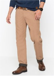 Thermo-twill-bukse, Regular Fit, John Baner JEANSWEAR