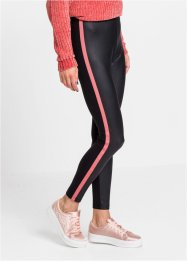 Leggings med striper, RAINBOW