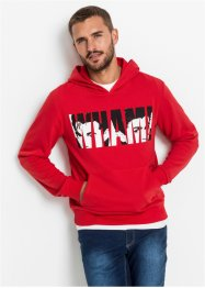 "Sweatshirt med hette ""Wham"" Slim Fit, RAINBOW"
