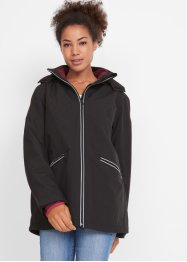 Outdoor-funkjonsjakke, 3-i-1, med strikket fleece innvendig, bpc bonprix collection