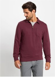 Sweatshirt-polo med glidelås, bpc selection
