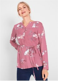 Mamma-/ammebluse, blomstret, bpc bonprix collection