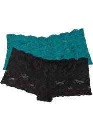 Panty med blonde (2-pack), bpc bonprix collection