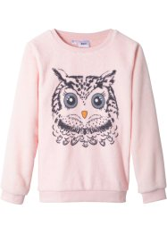 Teddyfleece-topp, bpc bonprix collection
