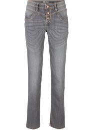 Autentisk stretch-jeans, STRAIGHT, John Baner JEANSWEAR
