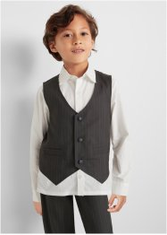 Skjorte + vest + bukse (3 deler, sett), bpc bonprix collection