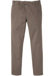 Chinos med behagelig linning, Regular Fit, bpc selection