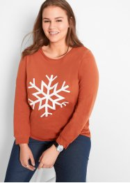 Langermet topp, bpc bonprix collection