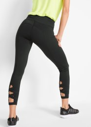 Shaping-Sport-Leggings, 7/8-lang, Nivå 2, bpc bonprix collection