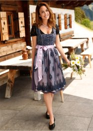 Dirndl med hjerteformet hals, bpc bonprix collection