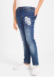 Stretch-Jeans, Regular Fit Tapered, John Baner JEANSWEAR