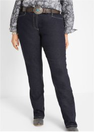 Figurformende authentic stretchjeans, Straight, John Baner JEANSWEAR