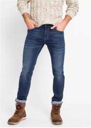 Slim Fit Super-Soft-Stretch-Jeans; Straight, John Baner JEANSWEAR