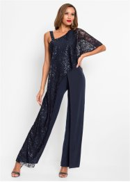 Jumpsuit med blonde, BODYFLIRT boutique