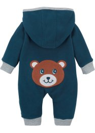 Jumpsuit i fleece for baby, bpc bonprix collection