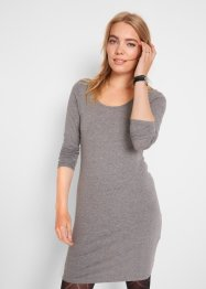 Stretchy jerseykjole, lang arm, bpc bonprix collection