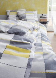 Sengesett med ruter, bpc living bonprix collection