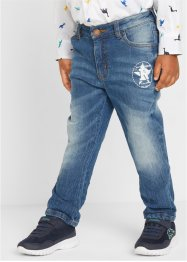 Stretchjeans for gutt, John Baner JEANSWEAR