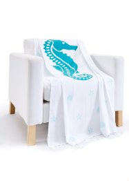 Hamam-teppe med havhest, bpc living bonprix collection