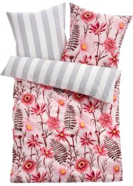 Vendbart sengesett med blomsterdesign, bpc living bonprix collection