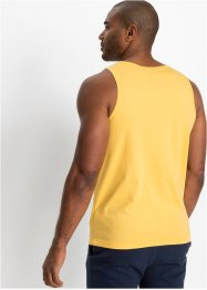 Tank-top med trykk, 2-pack, bpc bonprix collection