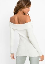 Off-Shoulder-genser, BODYFLIRT boutique