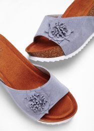 Slippers med kilehæl, bpc bonprix collection