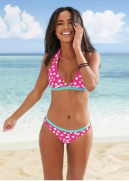 Vendbar halterneck-bikini (2-delt sett), bpc bonprix collection
