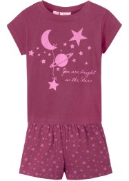 Shorty-pyjamas (2-delt sett), bpc bonprix collection